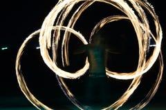 Сгорите выставку Стоковые Изображения RF