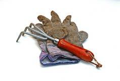 сгребалка перчаток Стоковые Фото