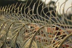 Сгребалки сена Стоковая Фотография