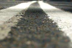 сдвоенные линия Стоковая Фотография RF