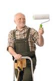 Сделайте его себя реновация дома Стоковая Фотография RF