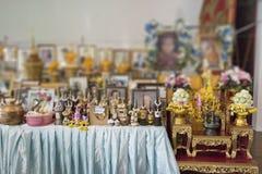 сделайте косточки заслуги от Таиланда стоковая фотография