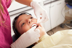сделайте потеху если путь стоматологии вы стоковое фото rf