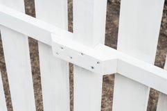 Сделайте ясную загородку с вашими собственными руками стоковое изображение rf