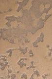сделанная ямки бронза Стоковая Фотография RF