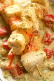 сделанные рыбы тарелки Стоковое Изображение RF