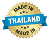 сделанный в значке Таиланда Стоковые Фото