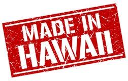Сделанный в штемпеле Гаваи иллюстрация штока