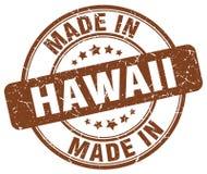 Сделанный в штемпеле Гаваи бесплатная иллюстрация