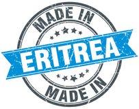 сделанный в штемпеле Эритреи иллюстрация штока