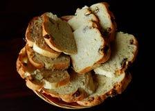 сделанный дом хлеба Стоковые Фотографии RF
