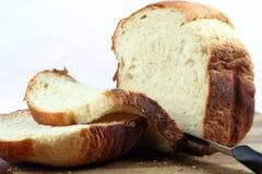 сделанный дом хлеба Стоковые Изображения