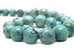 сделанный естественный камень ожерелья Стоковые Фото