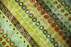 сделанный по образцу зеленый цвет конструкции геометрический Стоковые Изображения RF