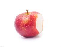 сдержанное яблоко Стоковое Изображение