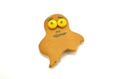 сдержанный человек gingerbread Стоковые Изображения RF