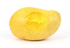 сдержано имеет желтый цвет мангоа Стоковые Изображения