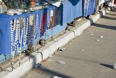 сдерживая rosaries пыли Стоковое Изображение