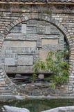 сдобренная дверь стоковое изображение rf