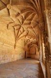 сдобренная дорожка потолка богато украшенный стоковое фото