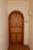 сдобренная прихожая двери Стоковые Изображения RF