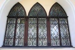 сдобренное старое окно Стоковая Фотография RF