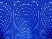 Сдобренные линии Стоковое Изображение