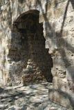 сдобренный вход lisbon Португалия Стоковое Изображение RF