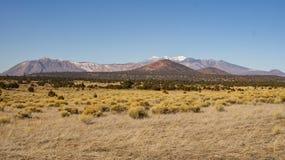 Северная Аризона другая пустыня Стоковые Фото