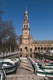 Северная башня стоковые фото