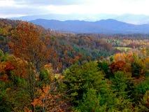 Северная Каролина осенью Стоковое Фото