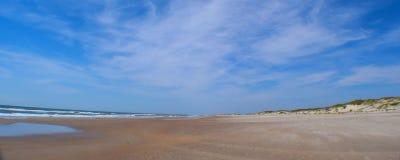 Северная Каролина пляжная стоковые фотографии rf