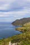 Северная Мальорка, береговая линия Стоковое Изображение
