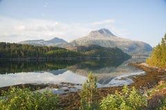 Северная Норвегия Стоковые Фото