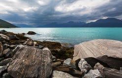 Северная Норвегия Стоковая Фотография RF