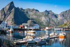 Северная Норвегия landscapes Стоковое Изображение RF