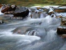 Северное индийское река Unicoi Теннесси стоковое изображение rf