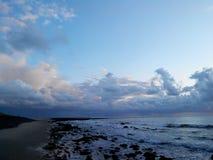 Северное море, Нидерланды, вертеп Helder Стоковые Фотографии RF