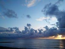Северное море, Нидерланды, вертеп Helder Стоковая Фотография