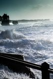 Северное море Стоковое Изображение RF