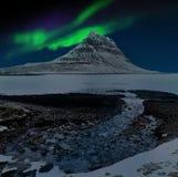 Северное сияние Стоковое Изображение