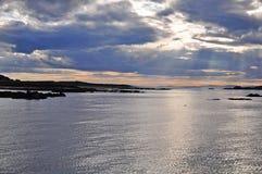 Северное Berwick Стоковое Фото