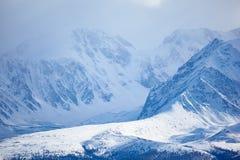 Северное Chuisky Ридж Стоковое Изображение