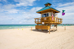 Северное Miami Beach Стоковая Фотография