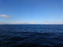северно Море Rossiya ostrov, Wrangell стоковое фото