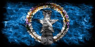 Северные острова курят флаг, государство объединенного бесплатная иллюстрация