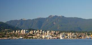 Северный Ванкувер Стоковые Изображения RF