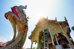 северный висок Таиланд Стоковые Изображения RF
