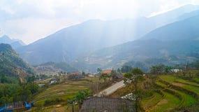 Северный Вьетнам Стоковые Изображения