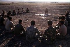 1993 северный Ирак - Курдистан Стоковое фото RF